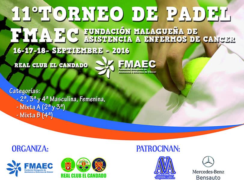 11º Torneo de Pádel FMAEC